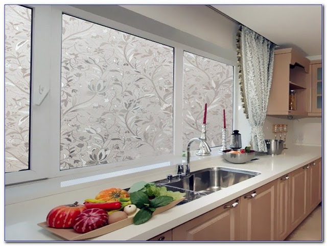 Best Privacy GLASS WINDOWS For Kitchen Houses