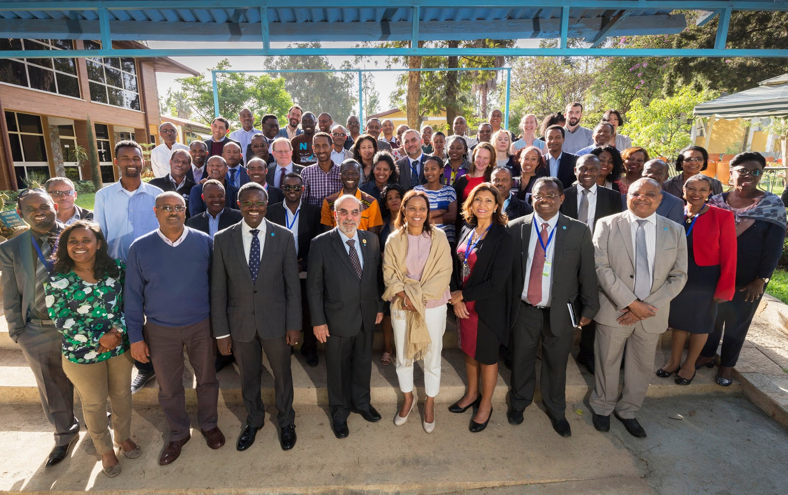 PAEPARD: High-level meeting Achieving Zero Hunger in Africa by 2025