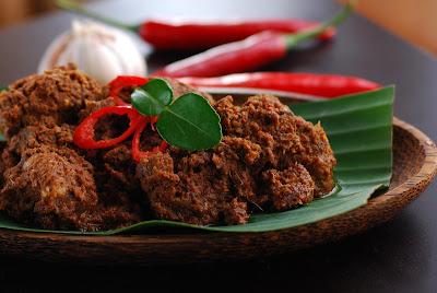 Rendang, Kuliner Cirebon, Strawberry Delight