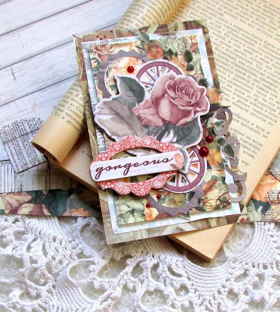 bobunny bella rosa cards. Black Bedroom Furniture Sets. Home Design Ideas