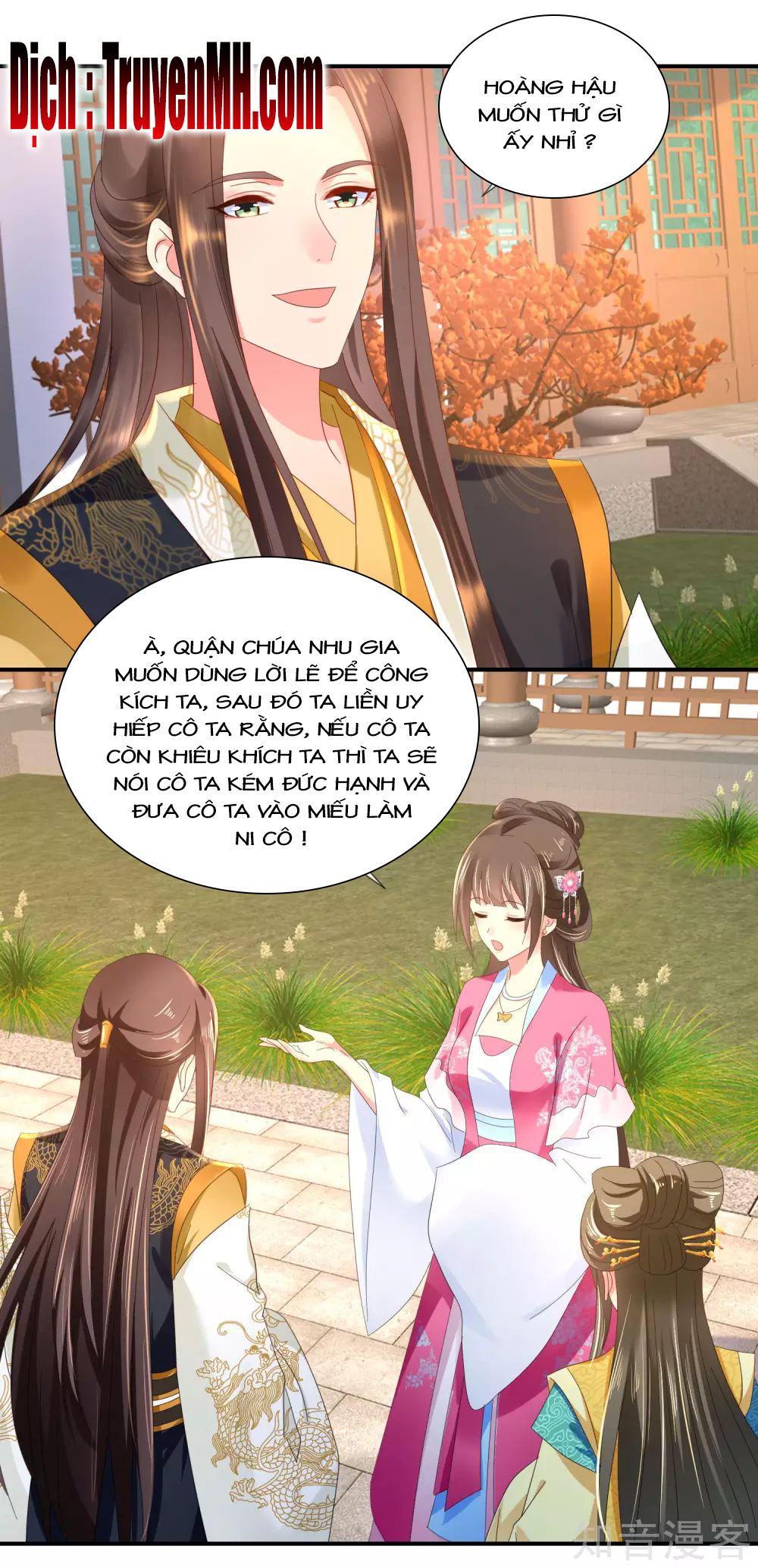 Lãnh Cung Phế Hậu Muốn Nghịch Thiên Chapter 87 - Truyenmoi.xyz