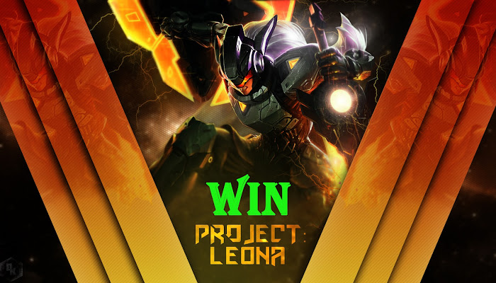PROJECT Leona - GiveAway - League of Legends | LoL