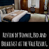 An Overnight Stay at The Vale Resort - Review