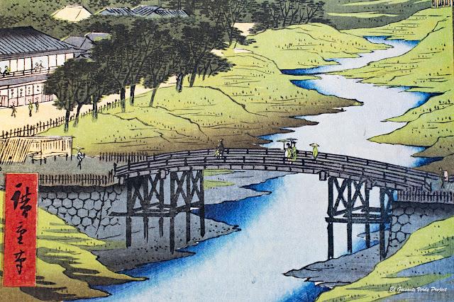Hirosige, Hiroo a orillas del rio Furukawa - Memorial Ota Museum, Tokio, por El Guisante Verde Proejct