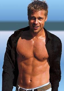 Muso da semana: Brad Pitt