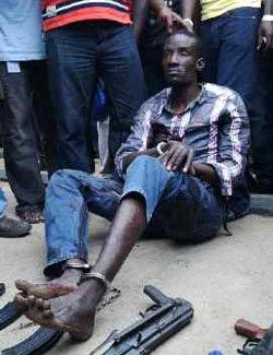 Abbey Godogodo armed robbery leader