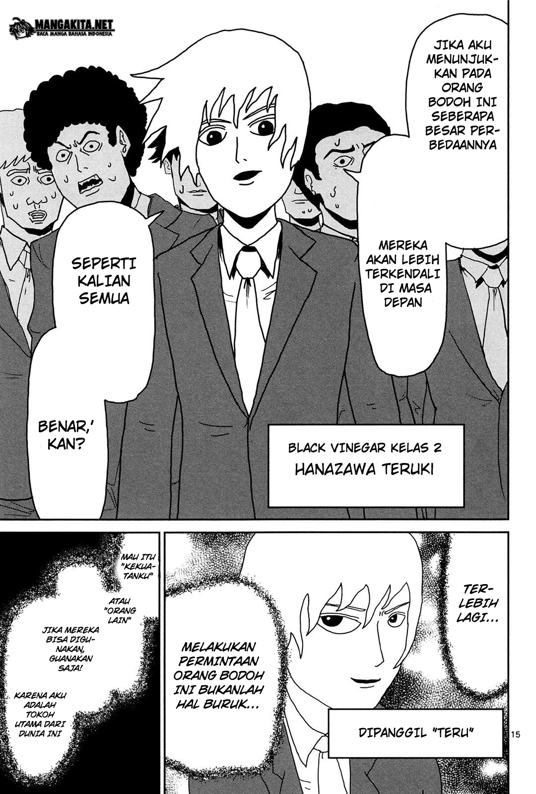 Mob Psycho 100 Chapter 09-14