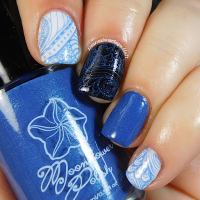 moonflower-polish-LE-Luna-Azul-Swatch