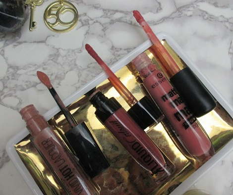 best fall lipcreams nudes