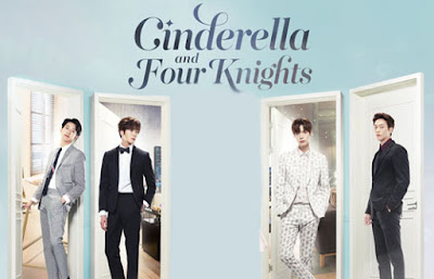 Drama Korea Cinderella and Four Knight