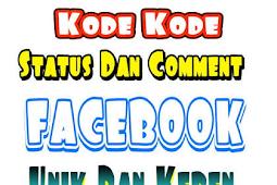 Cara buat kode rahasia di facebook lite