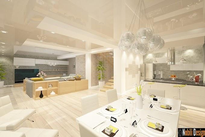 Design interior casa moderna Constanta - Amenajari interioare case Constanta