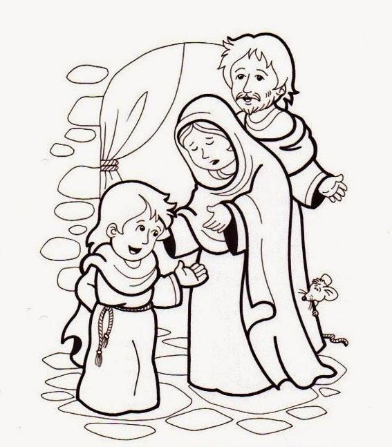 Coleccion De Gifs Imagenes De Jesus De Nazaret Para Colorear