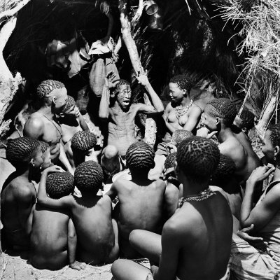 Henri van Bentum: Tell Your Own Story, say the San People ...