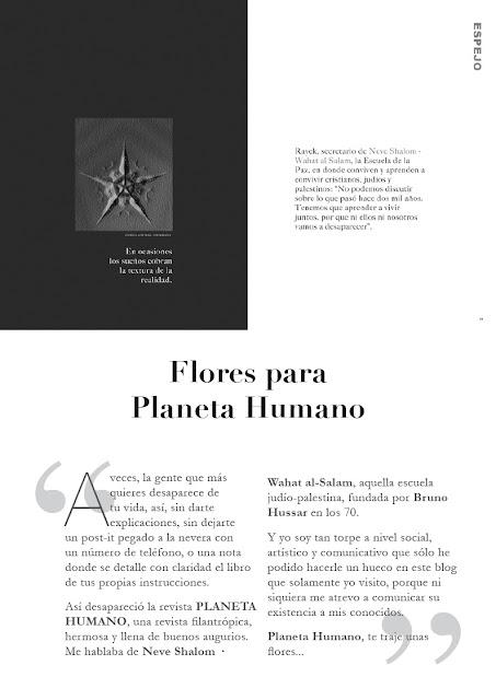 planeta humano revista