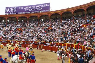 plaza toros acho feria señor milagros toreros corrida lima rimac peru
