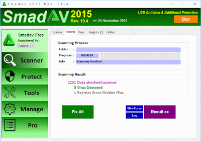 SmadAV 2017 Rev. 11.3 Latest Version Download