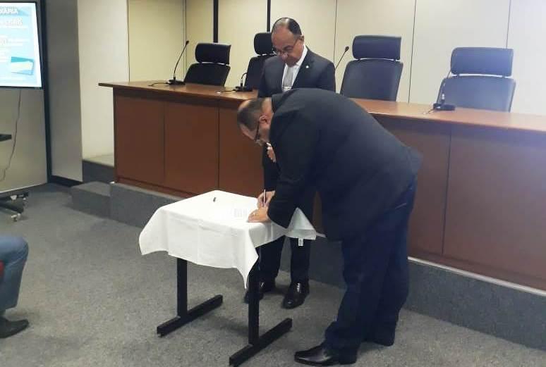 Novo superintendente do Incra em Santarém toma posse em Brasília