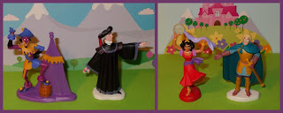 70mm Figures; Arco Toys; Disney; Disney Film; Disney Movie; Movie Promotional; PVC Figurines; PVC Vinyl Rubber; Quasimodo; Small Scale World; smallscaleworld.blogspot.com; The Hunchback Of Notre Dame; 3 Disney's Hunchback Of Notre Dame Clopin Esmeralda Frollo Quasimodo Phoebus Gargoyles Acrco Arcotoys Mattel