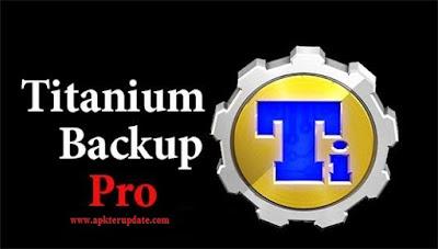 Download Titanium Backup Pro