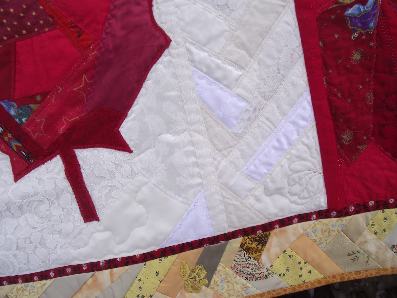 Good Earth Quilting: My \