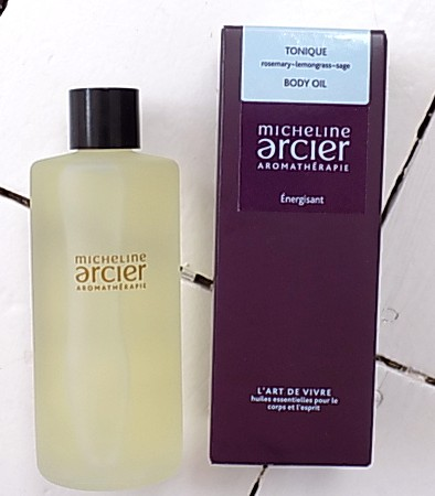 Micheline Arcier  NEW Tonique Bath and Body Oils