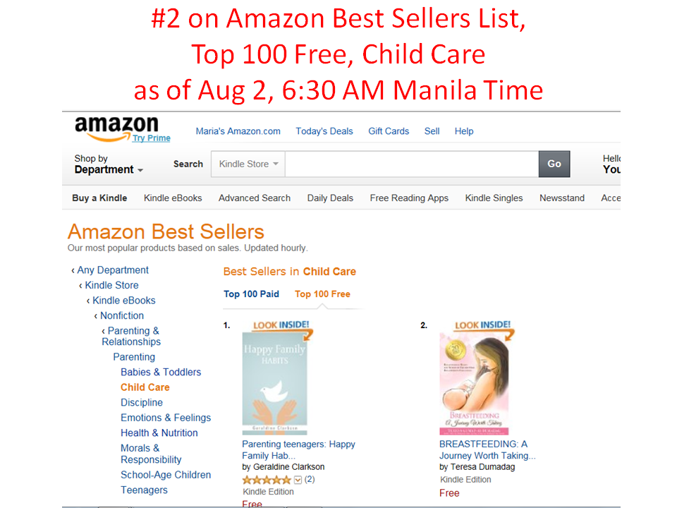 amazon best sellers today