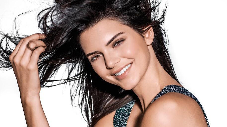 Kendall Jenner, Beautiful, Smile, 4K, #6.397