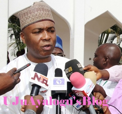 What Must Happen Before Nigeria is Restructured - Saraki Speaks Out