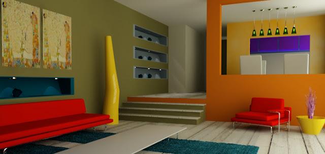 Φενγκ Σούι – Αυτό Είναι Το Κατάλληλο Χρώμα Για Κάθε Δωμάτιο Στο Σπίτι
