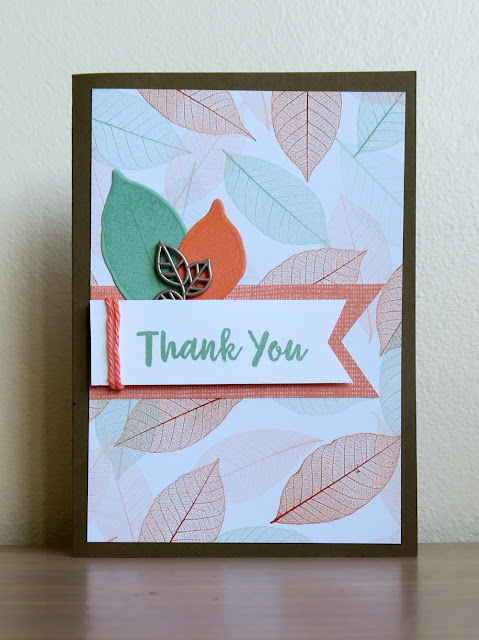 Rooted in Nature by Stampin' Up!