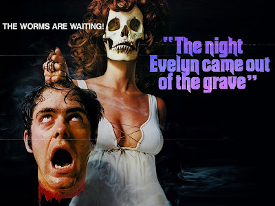 Till death do us part: The Night Evelyn Came out of her Grave (1971)