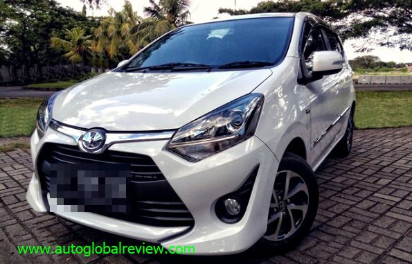 Toyota Agya 1.2 TRD M/T Review