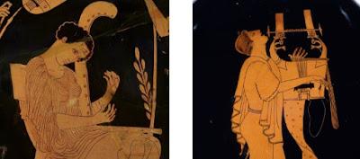 Αρχαία ελληνικά μουσικά όργανα στην Κριμαία