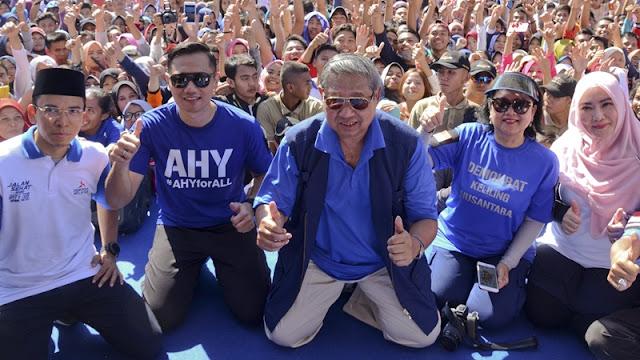Mau Ketemu SBY Aja Tuan Guru Bajang Masak Dinyinyirin Begini Sama Politisi Demokrat...