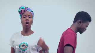 Kuami Eugene x MzVee - Ghanaians Against Child Abuse