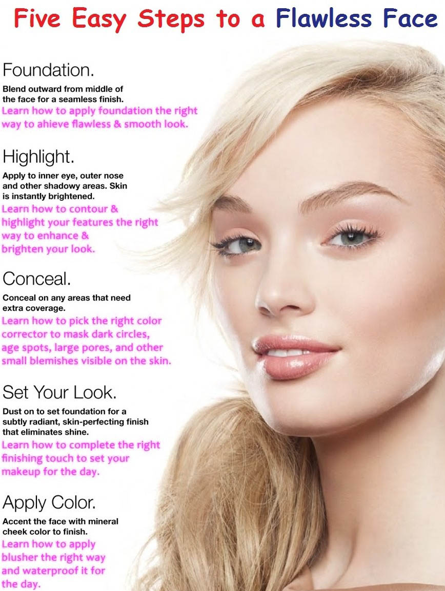 Beauty Tips on Makeup, Skin Care, Hair Problems