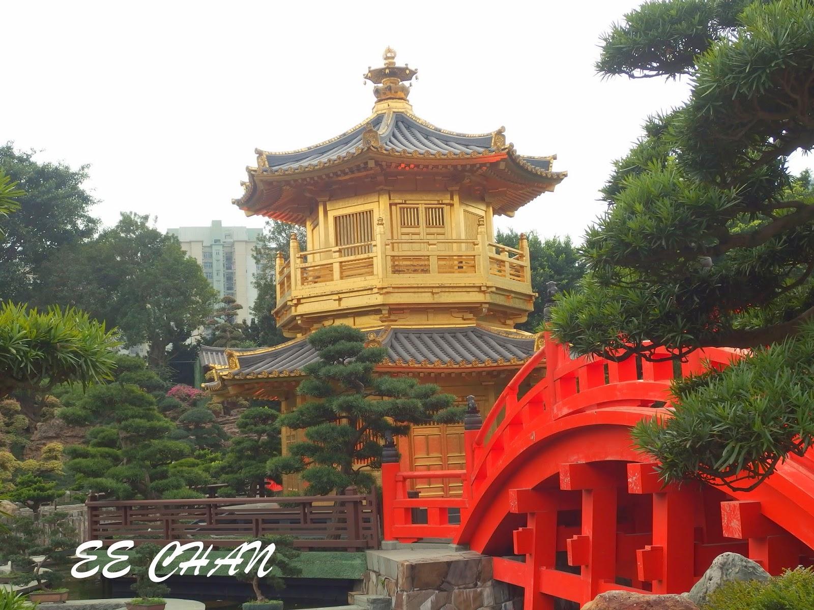 EE Blog: 南蓮園池