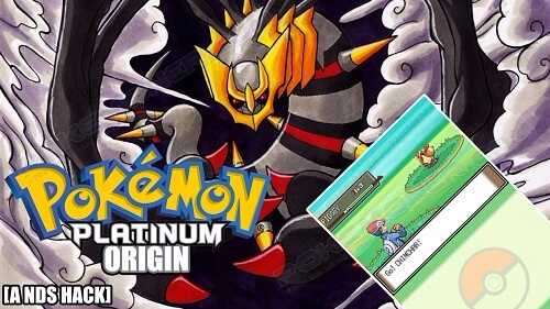 Pokemon Origin Platinum
