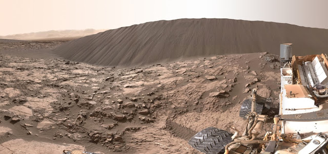 curiosity rover color - photo #17