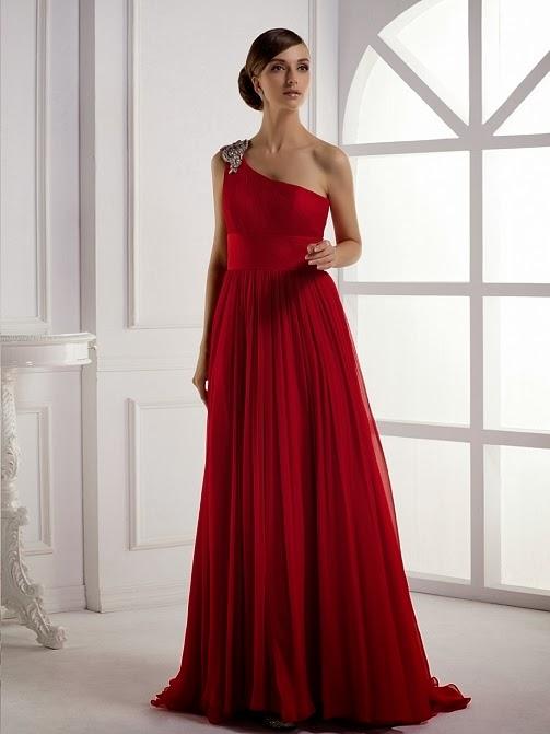 Vestidos largos mas hermosos