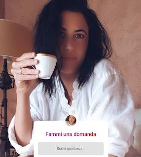 Claudia Ruggeri domande Instagram