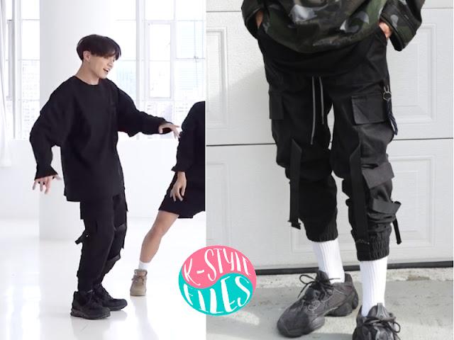 Bts Dance Practice Boy With Luv
