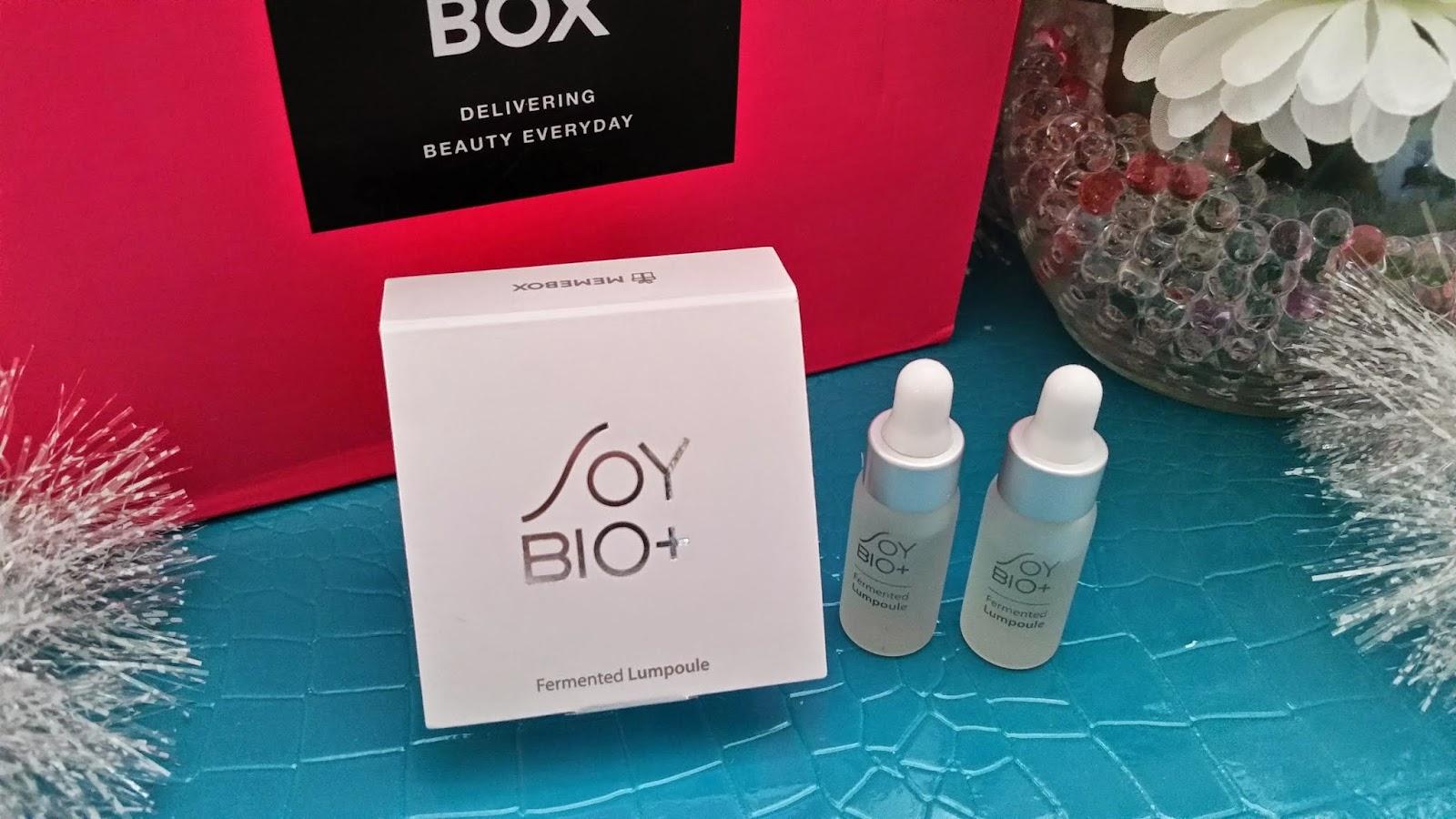 Soy Bio+ Fermented Lumpole