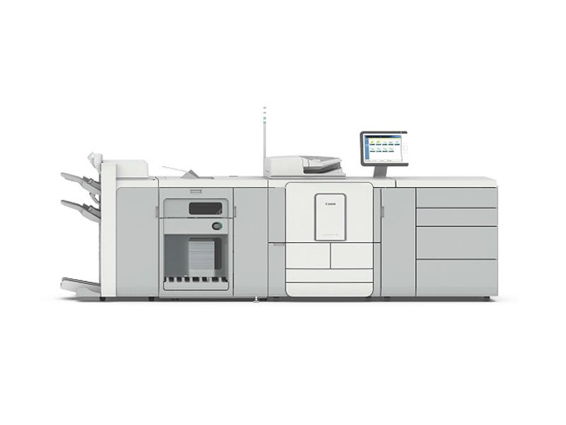 Canon's varioPrint DP line to revolutionize monochrome printing