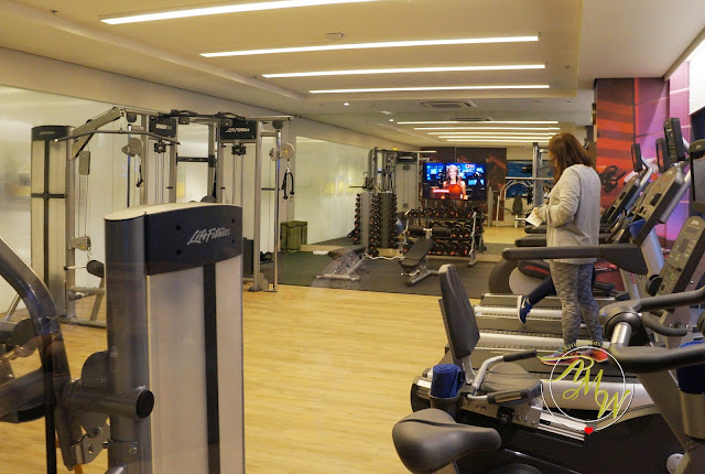 a photo of Somerset Alabang Manila Fitness Center