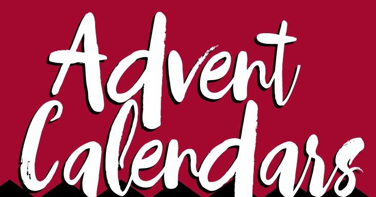 Doodlecraft Advent Calendars