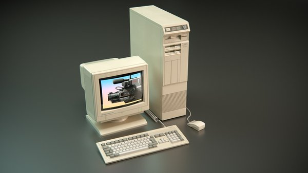 Commodore amiga 3000T