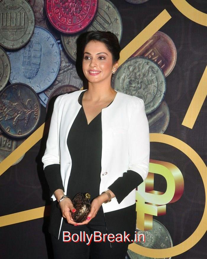 Eesha Koppikhar, Eesha Koppikhar, SRK at the 2nd edition of NRI of the Year Awards
