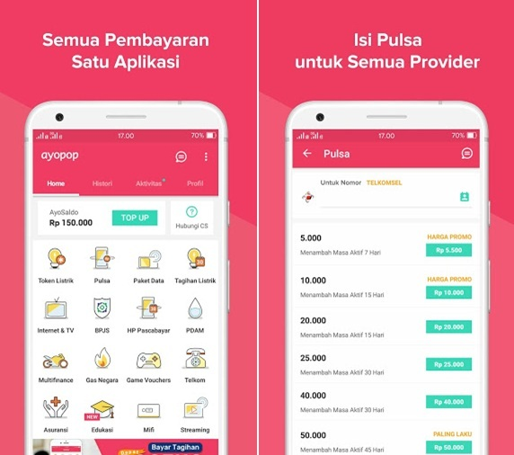Top 7 Aplikasi Jualan Pulsa Terbaik Termurah Di Android